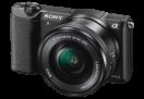 Sony Alpha A6000 Zwart + PZ 16-50mm OSS